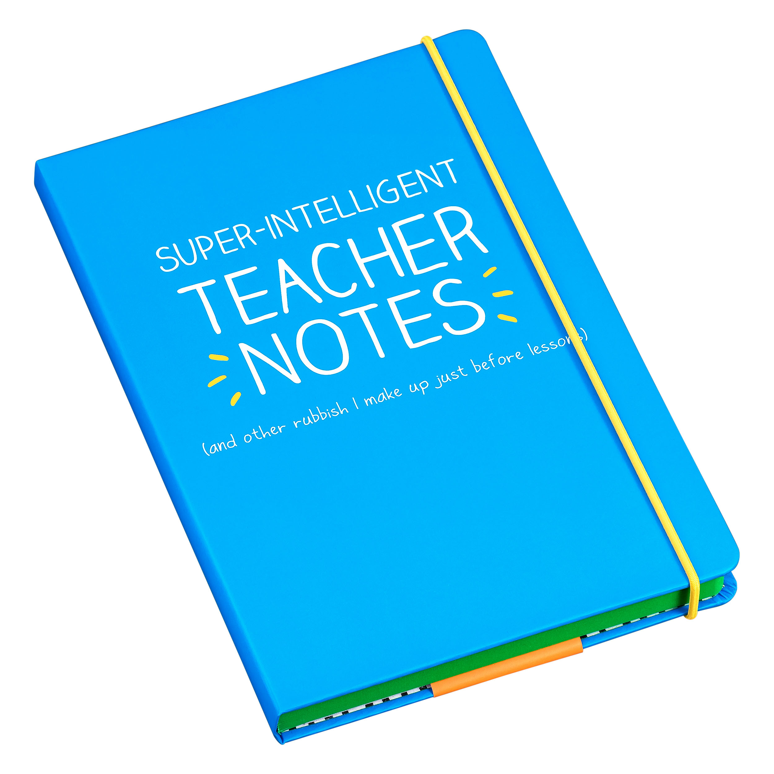 A5 Notebook, Teacher Notes