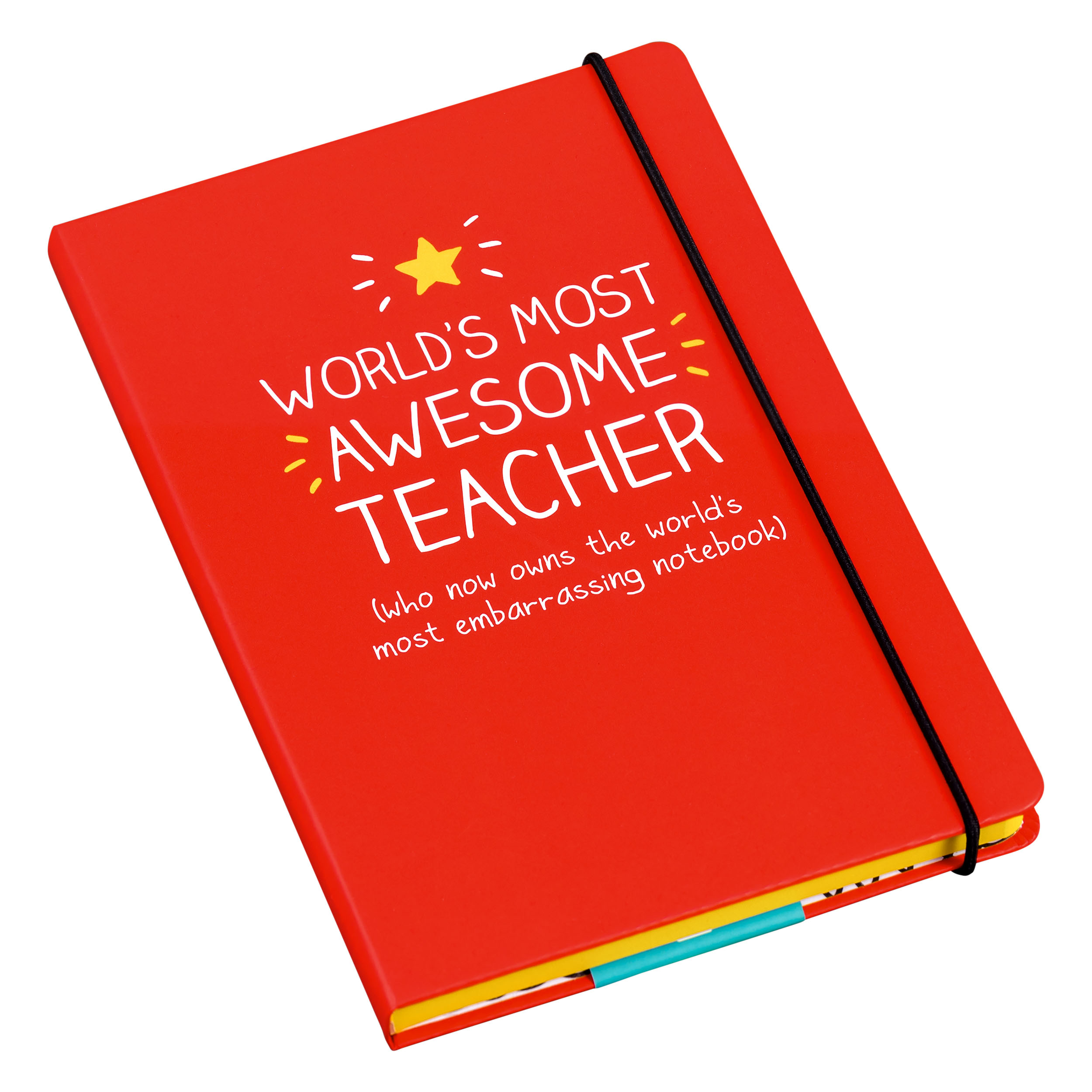 A5 Notebook, Awesome Teacher