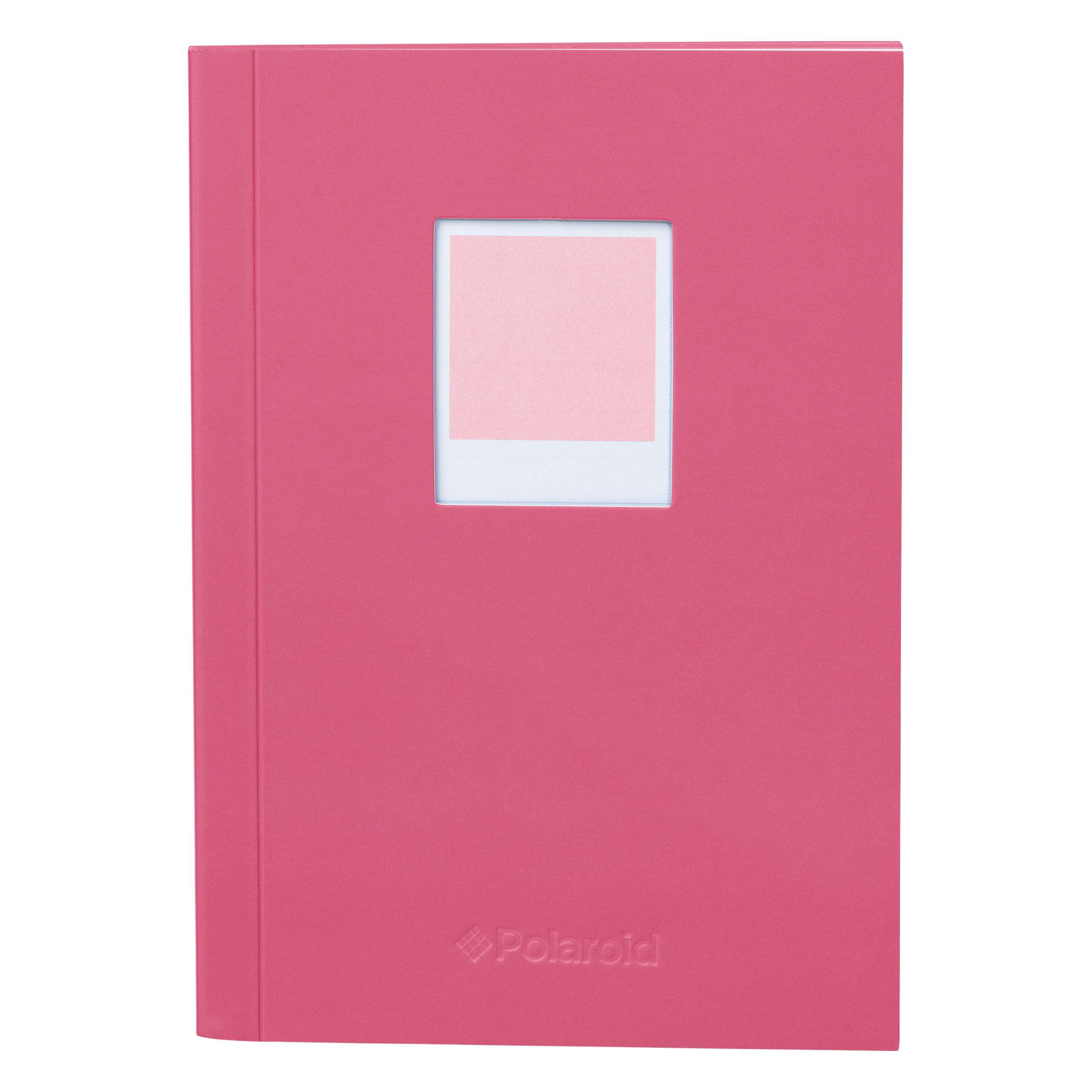 Pink Soft Touch Small Notebook