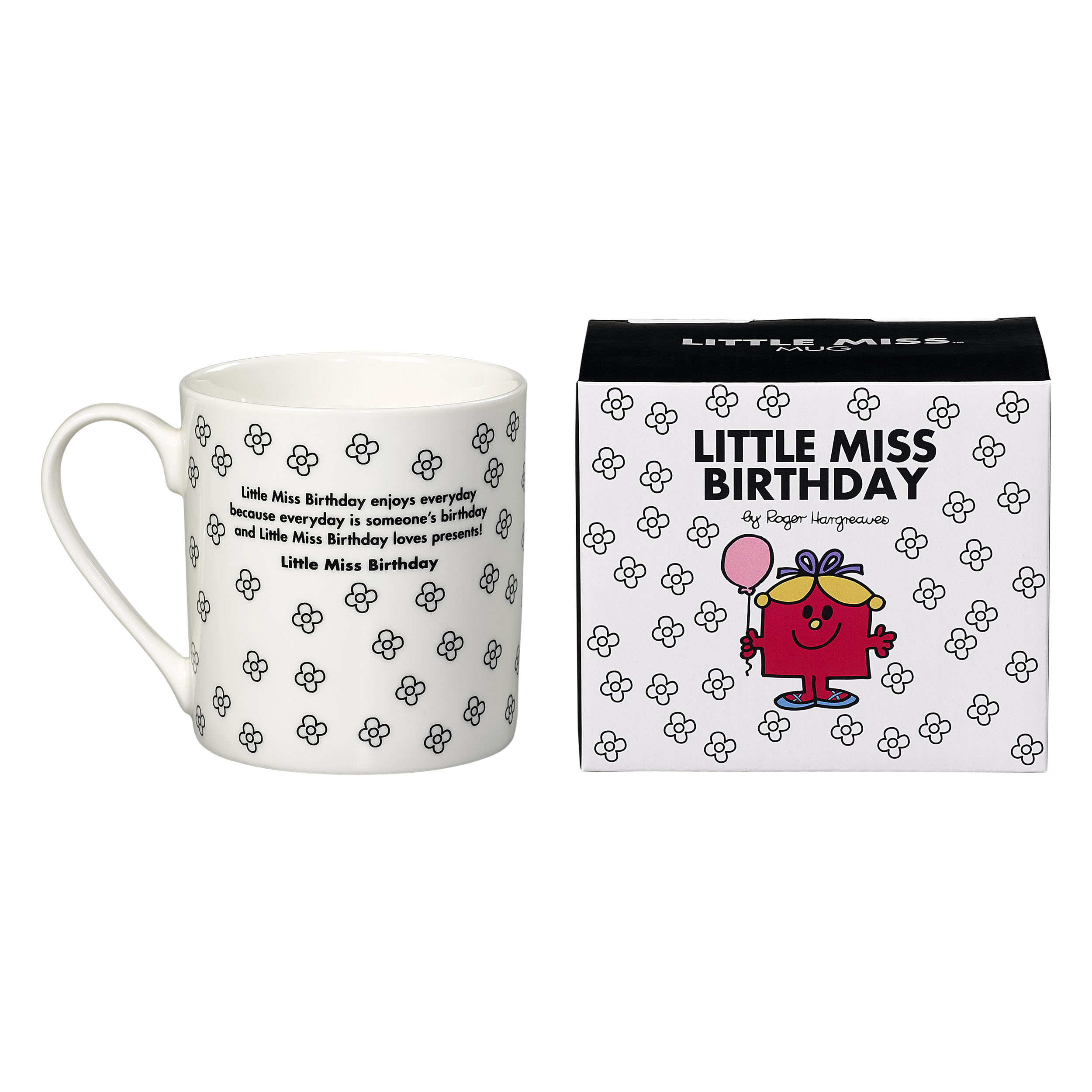 Little Miss Birthday Mug