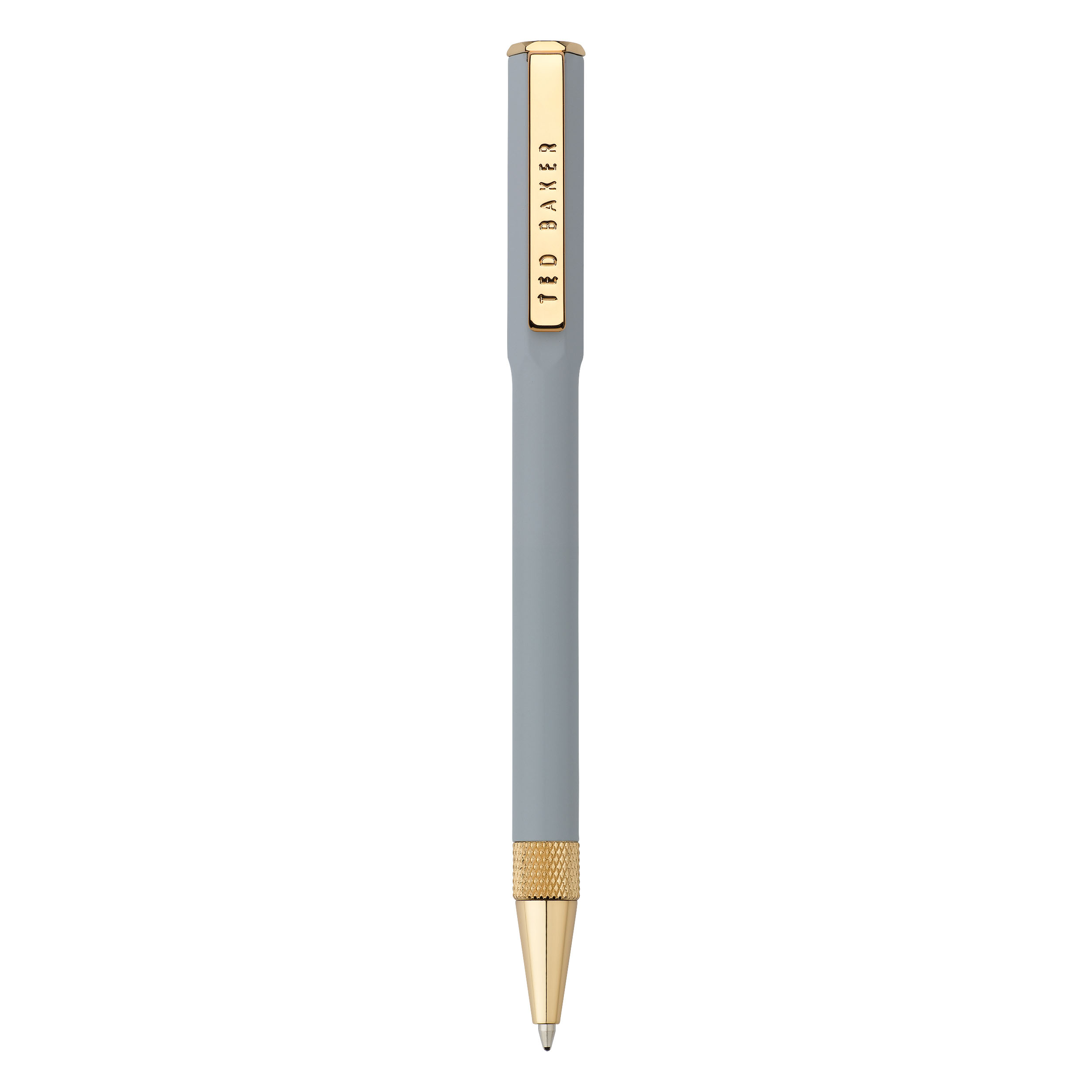Ballpoint Pen – Grey Spinel