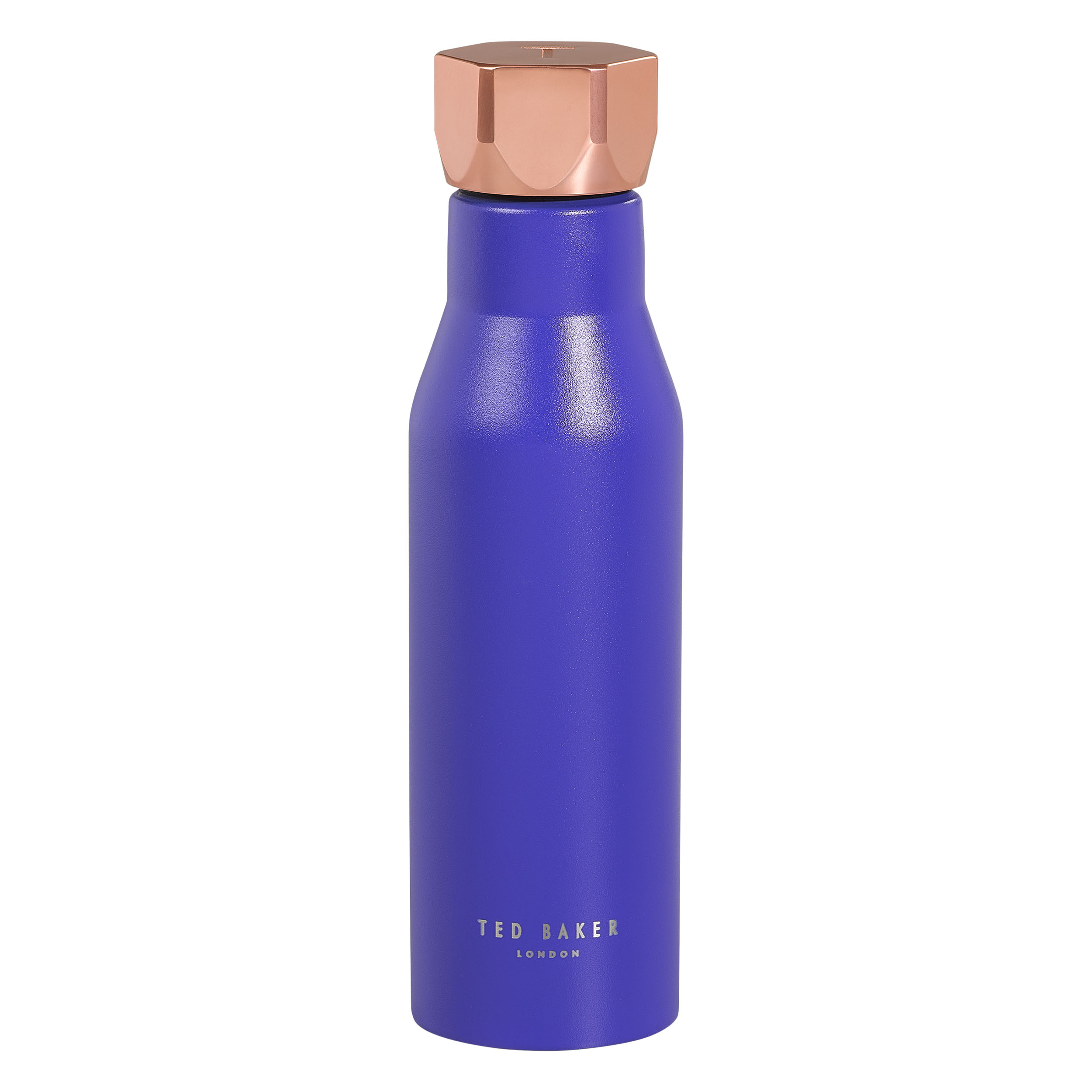 Water Bottle, Electric Blue Sapphire
