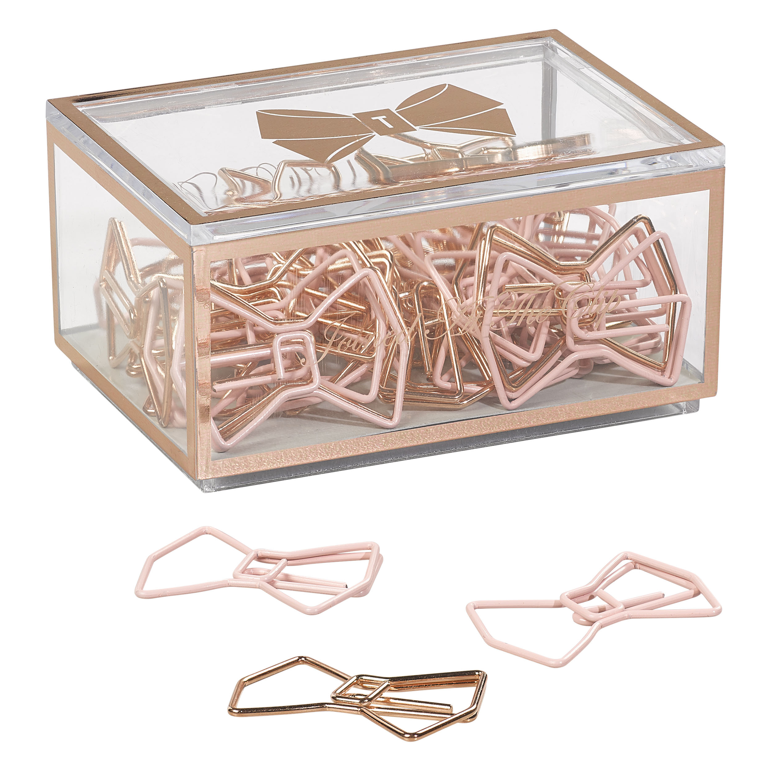 Paper Clips, Urban Pastels