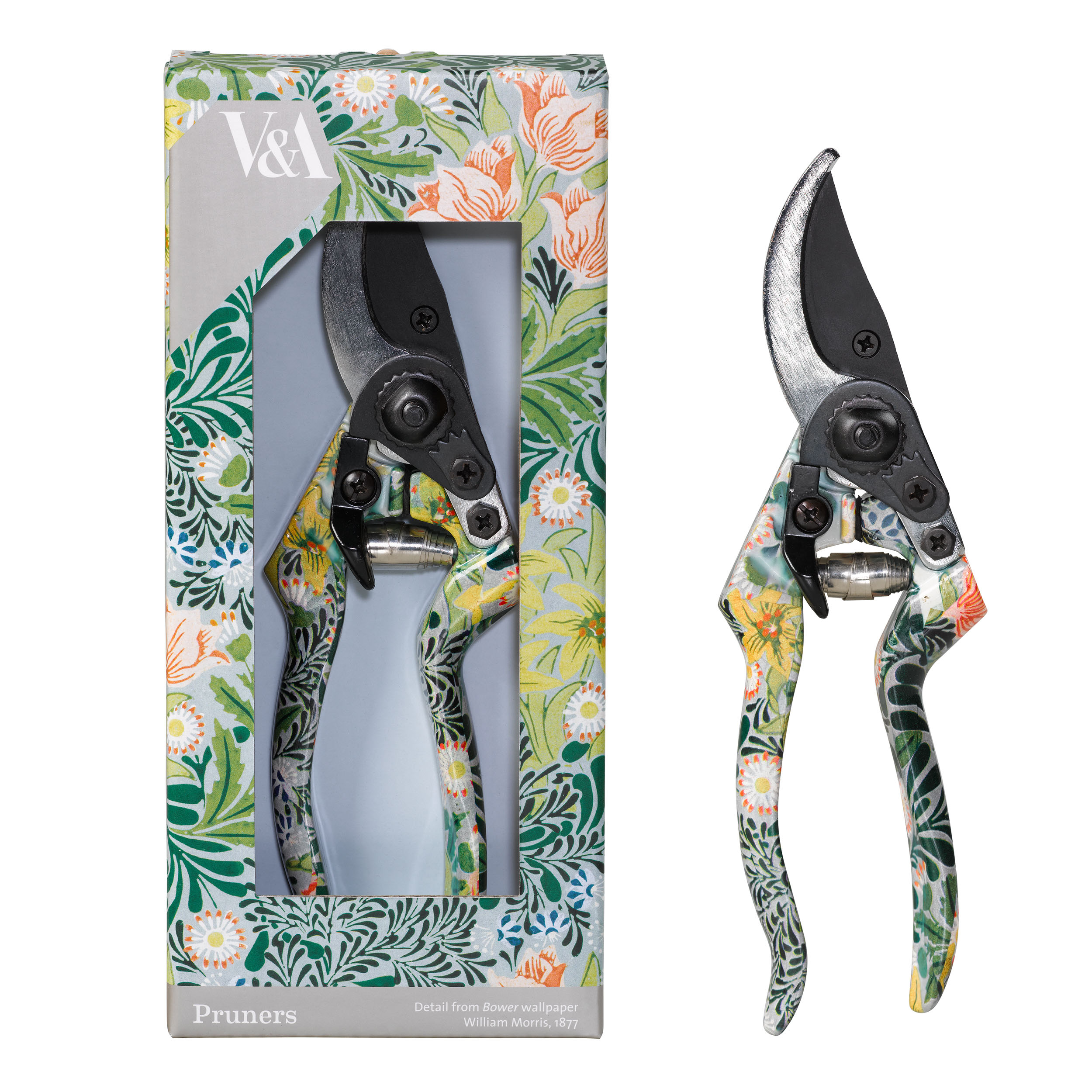 William Morris Pruners