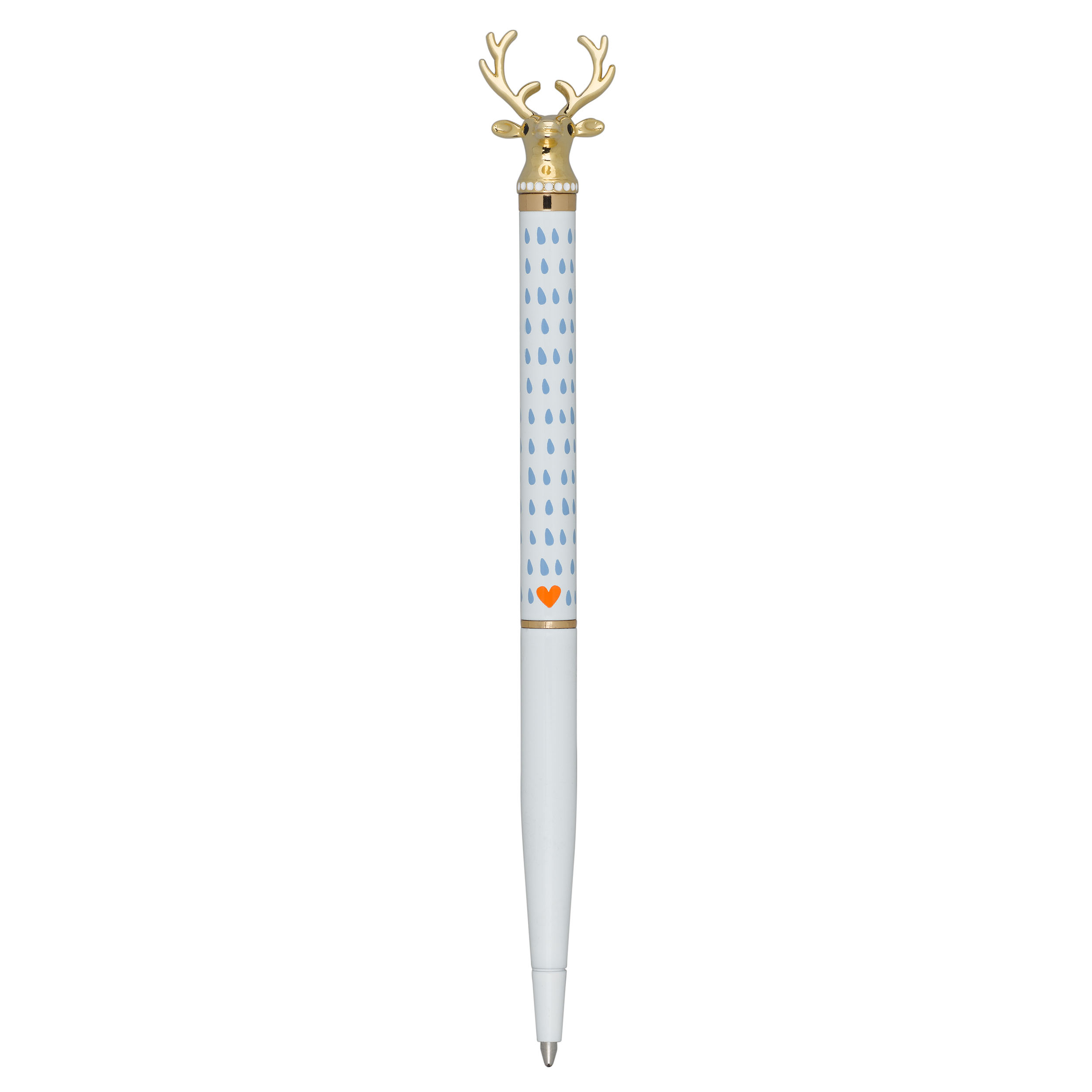 Deer Head Pen