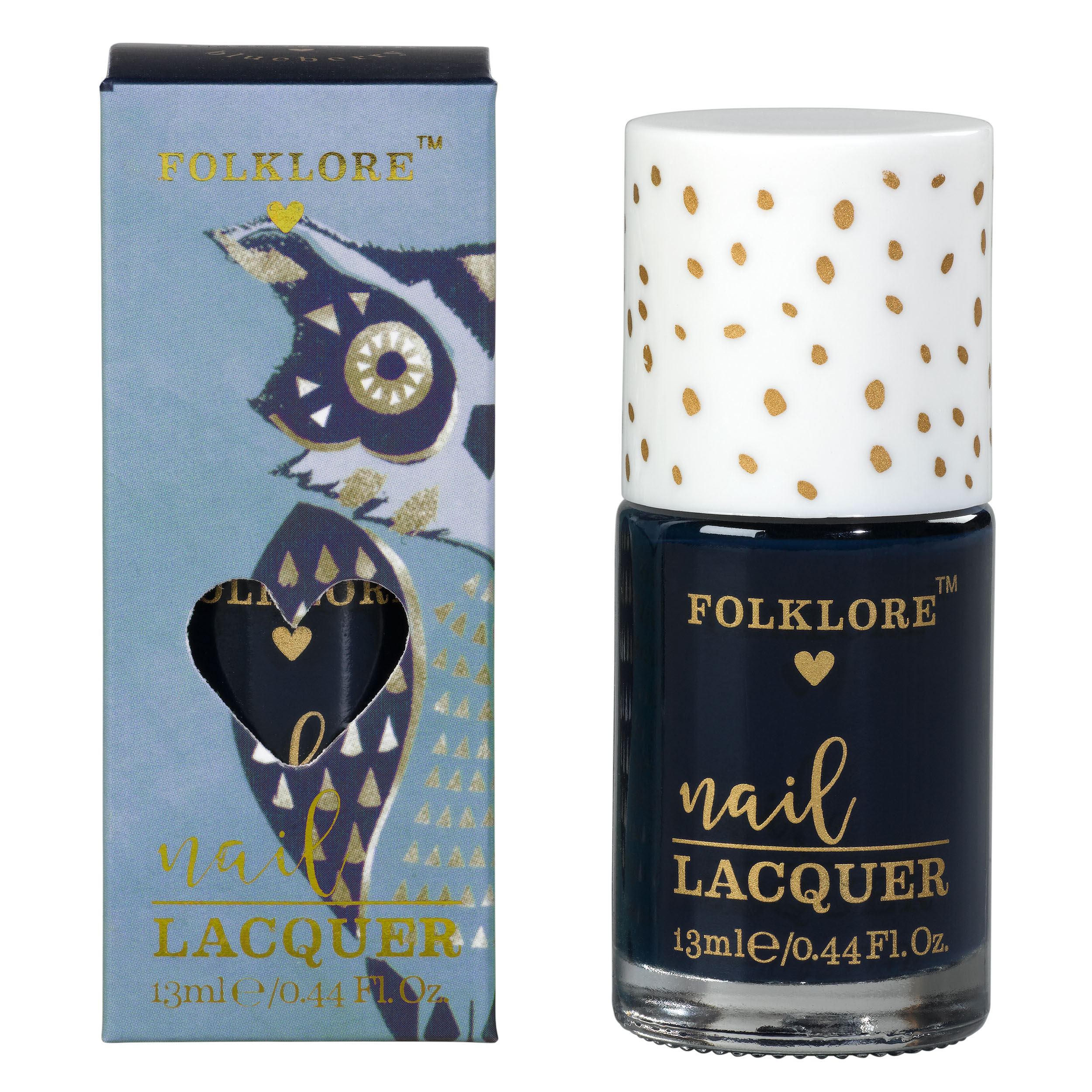 Blueberry Nail Lacquer