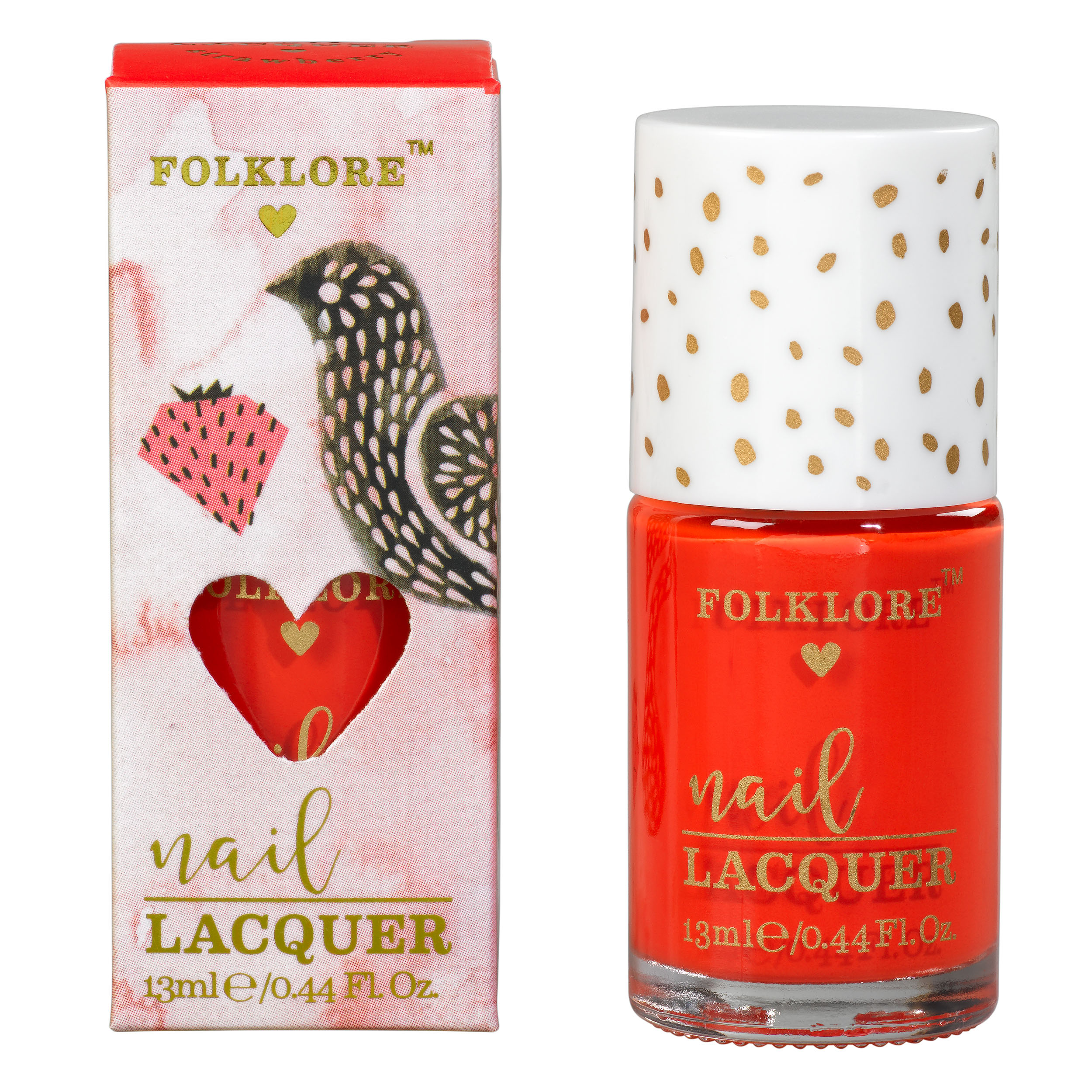 Strawberry Nail Lacquer