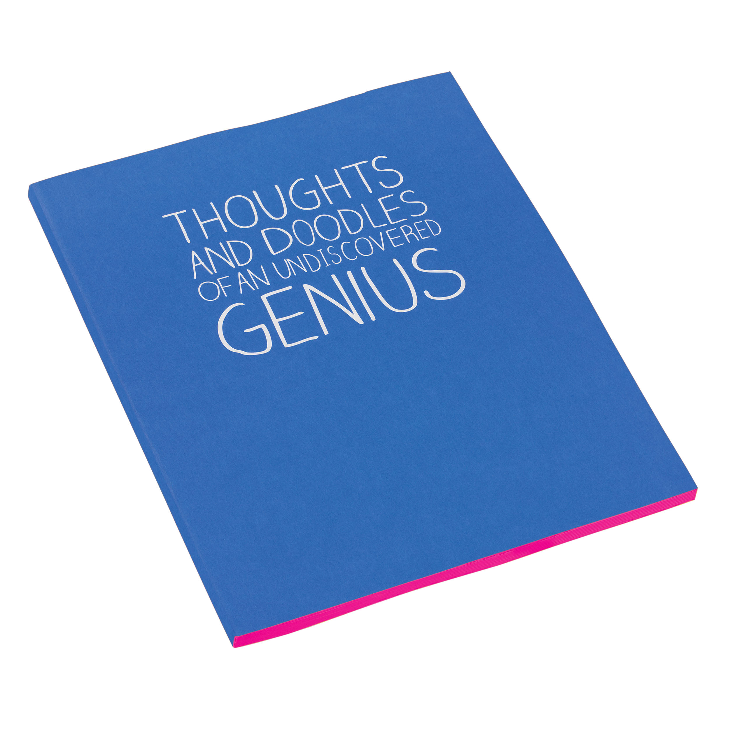 Thoughts and Doodles' Large Jotter