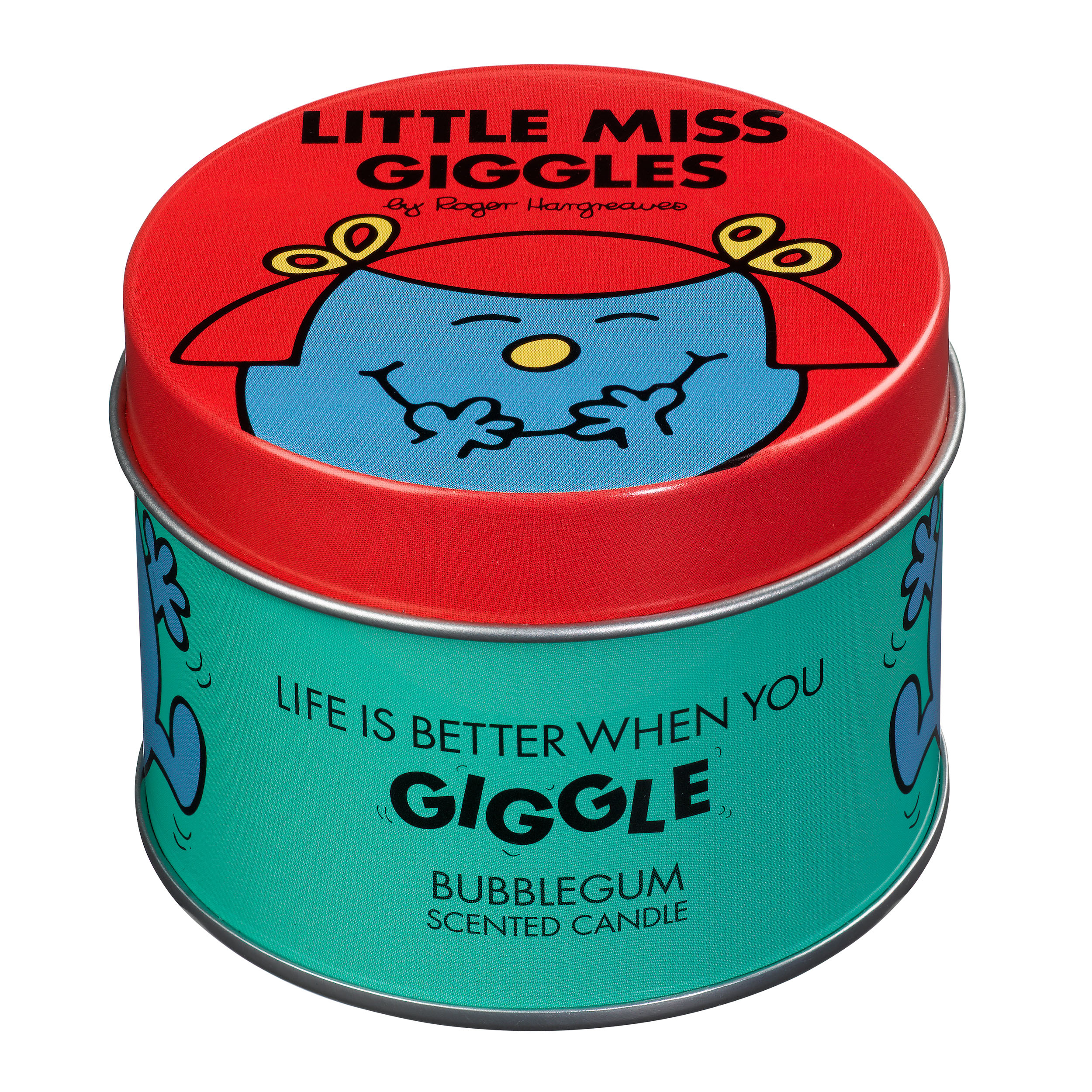 Little Miss Giggles Candle