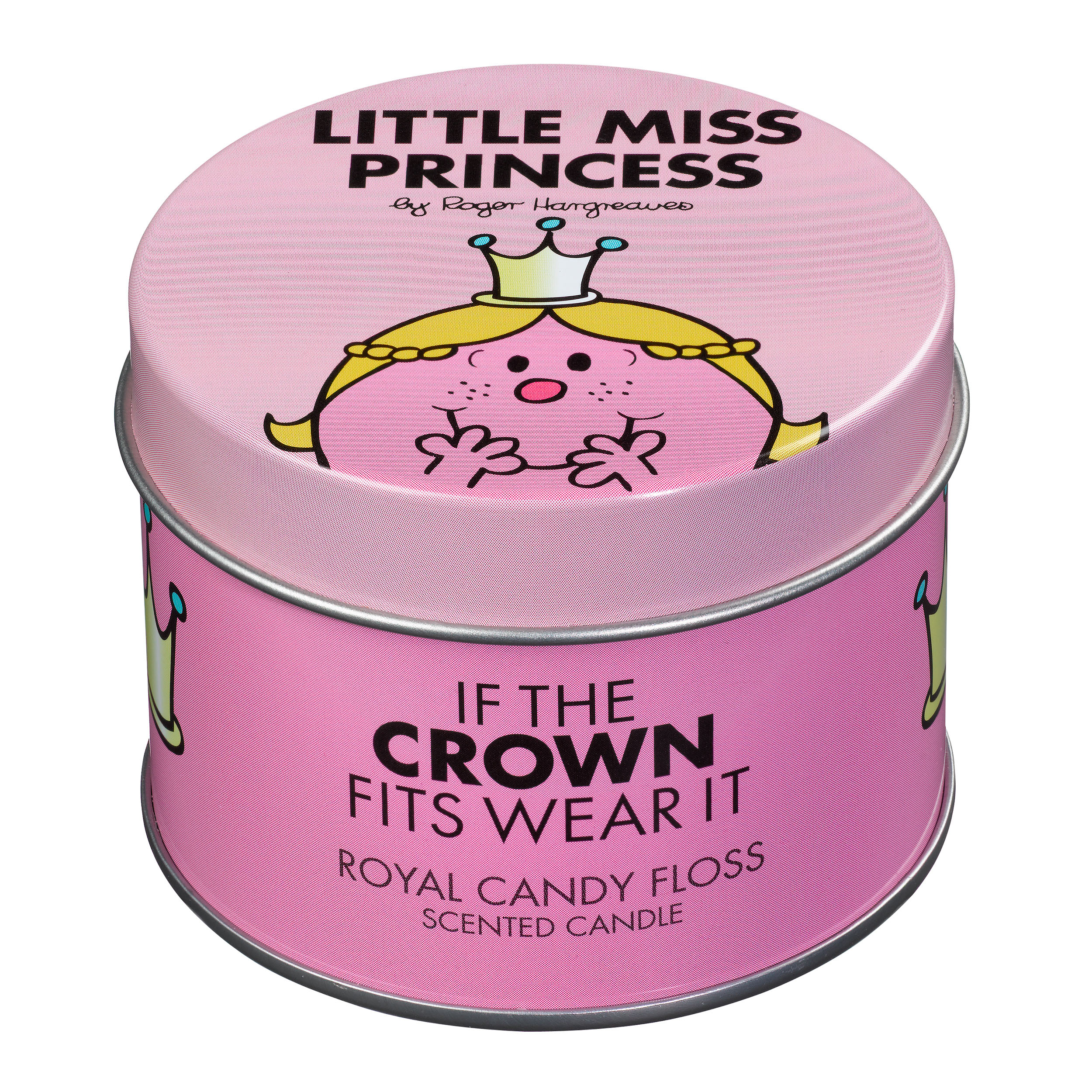 Little Miss Princess Candle
