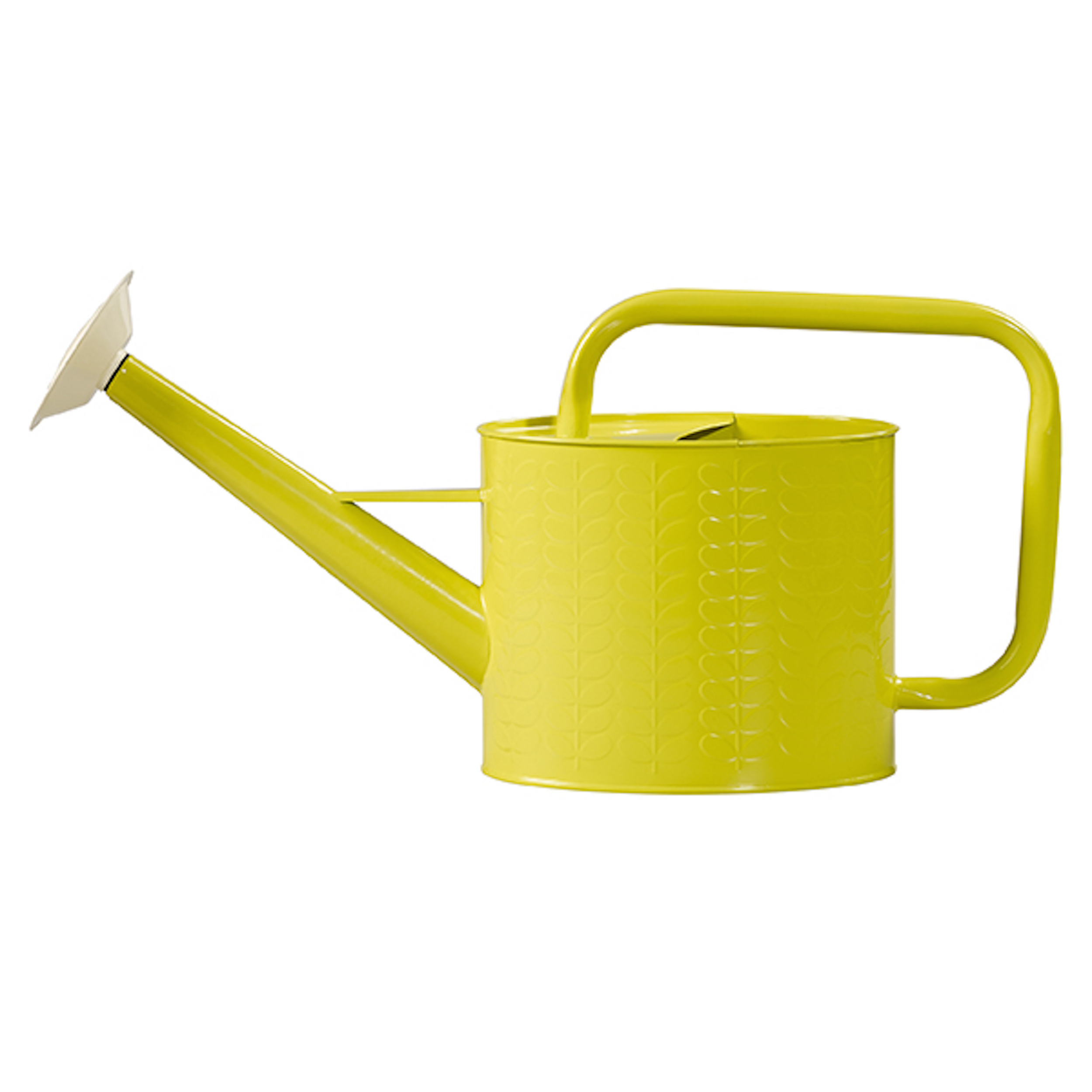 Yellow Linear Watering Can
