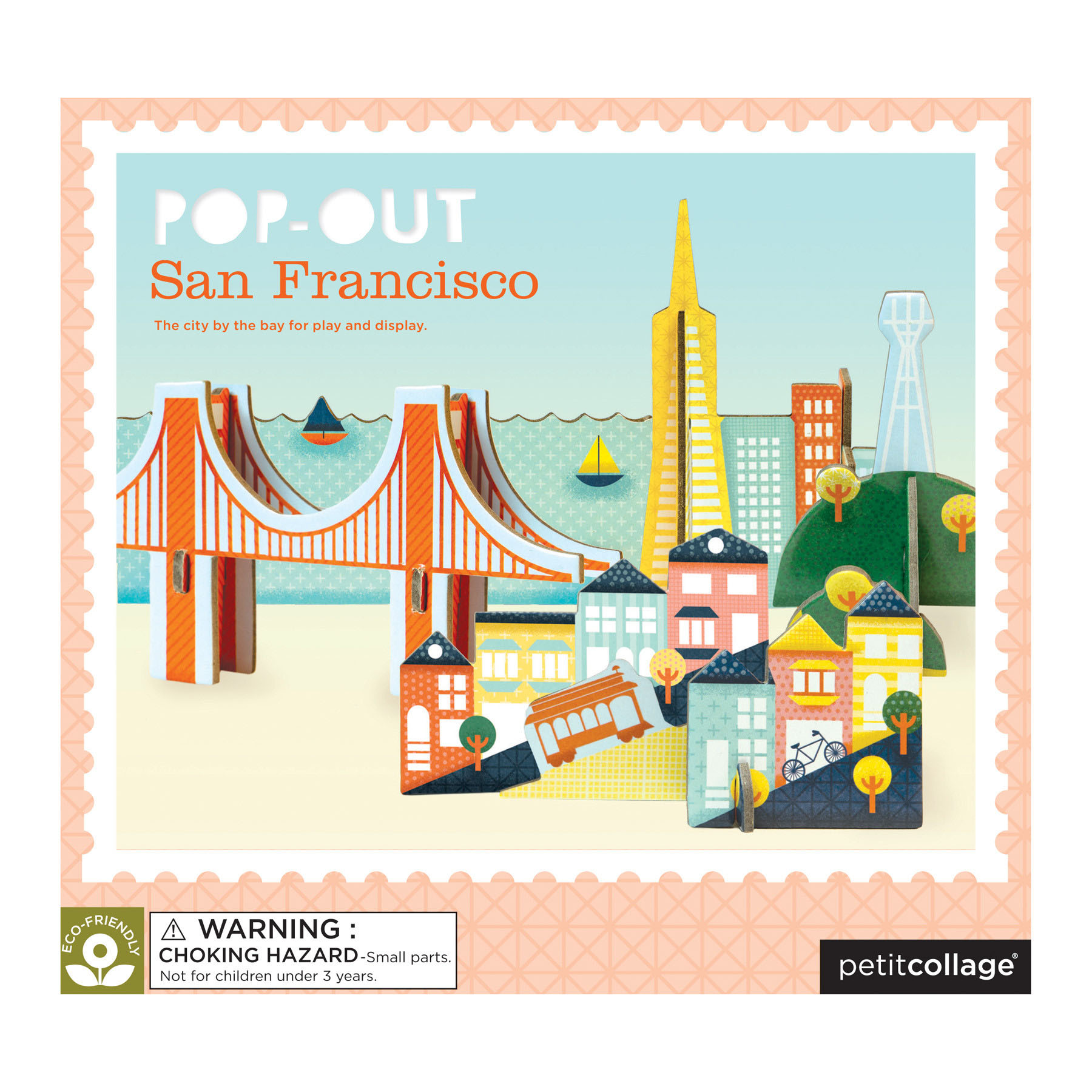 San Francisco Pop-Out