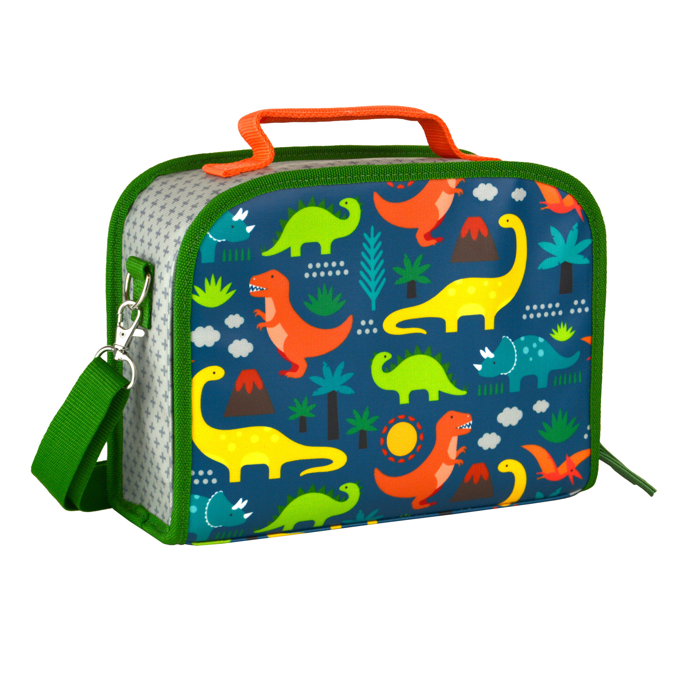 Dinosaurs Eco-Friendly Insulated Lunch Box