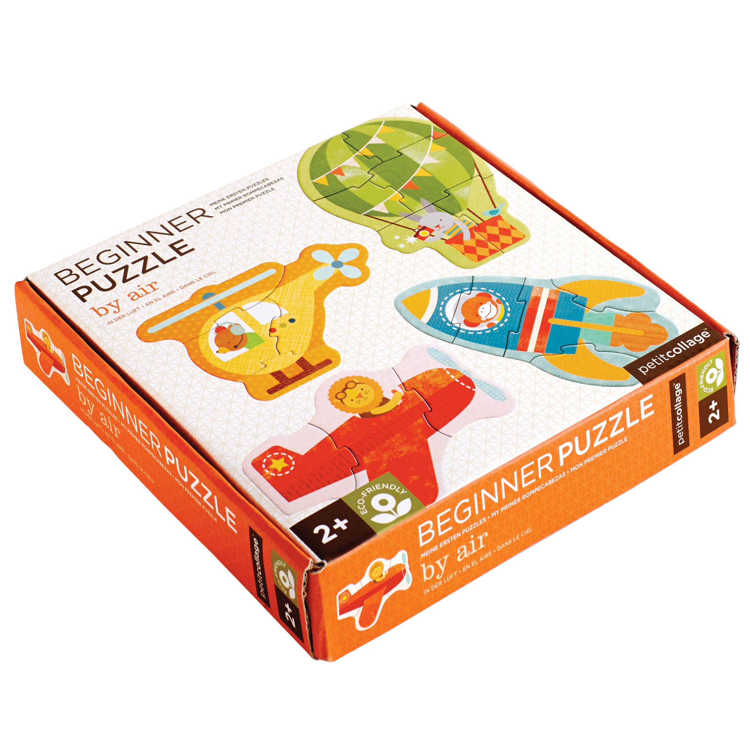 By Air Beginner Puzzle
