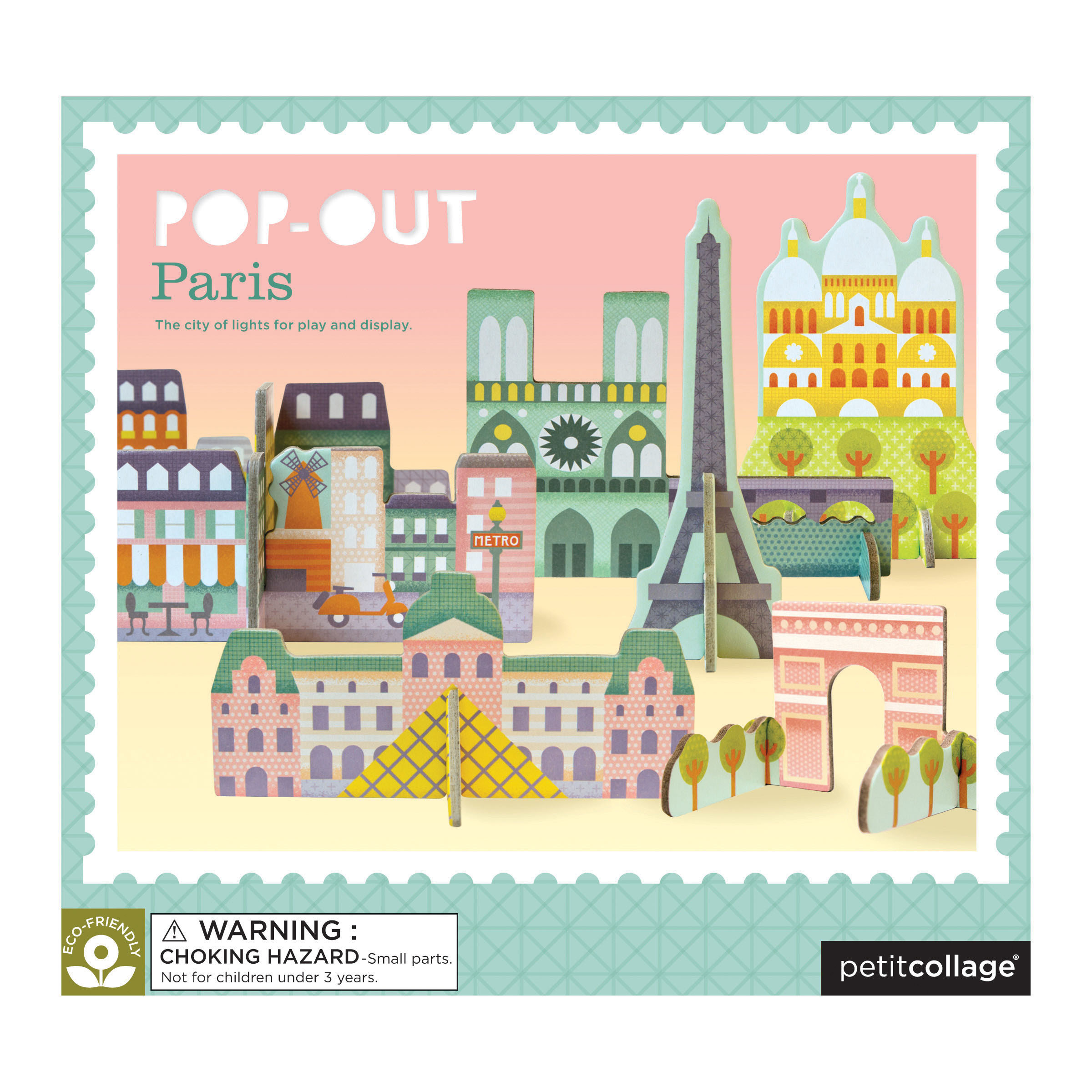 Paris Pop-Out