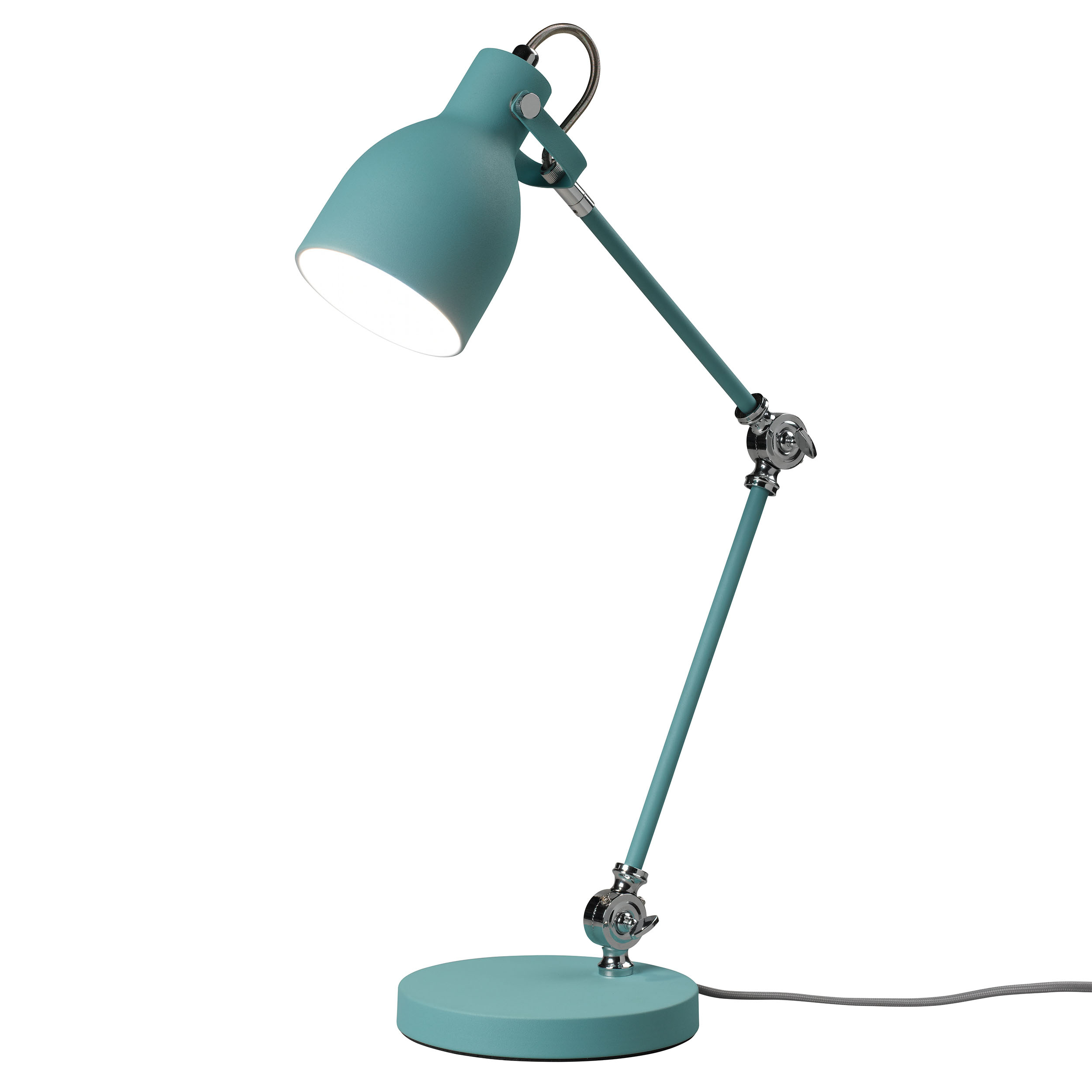 French Blue Task Lamp