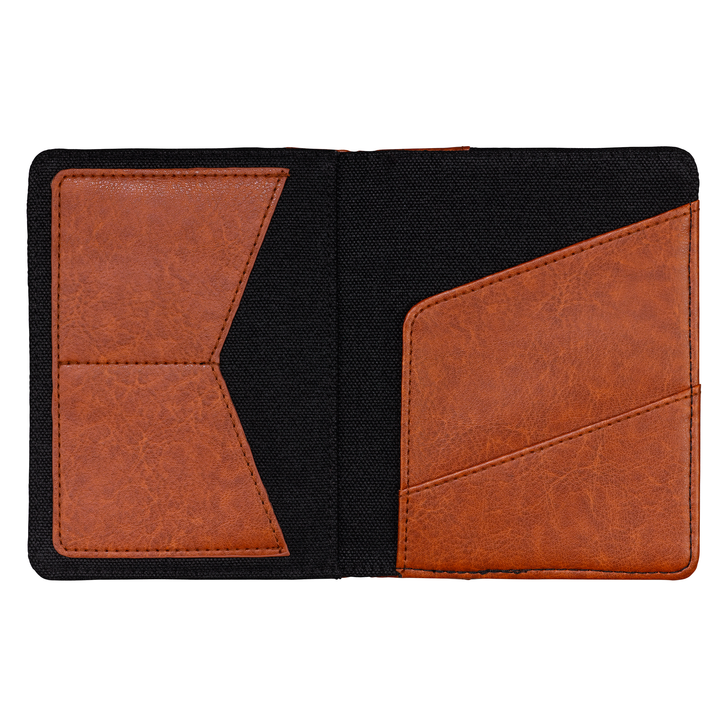 Charcoal Travel Wallet
