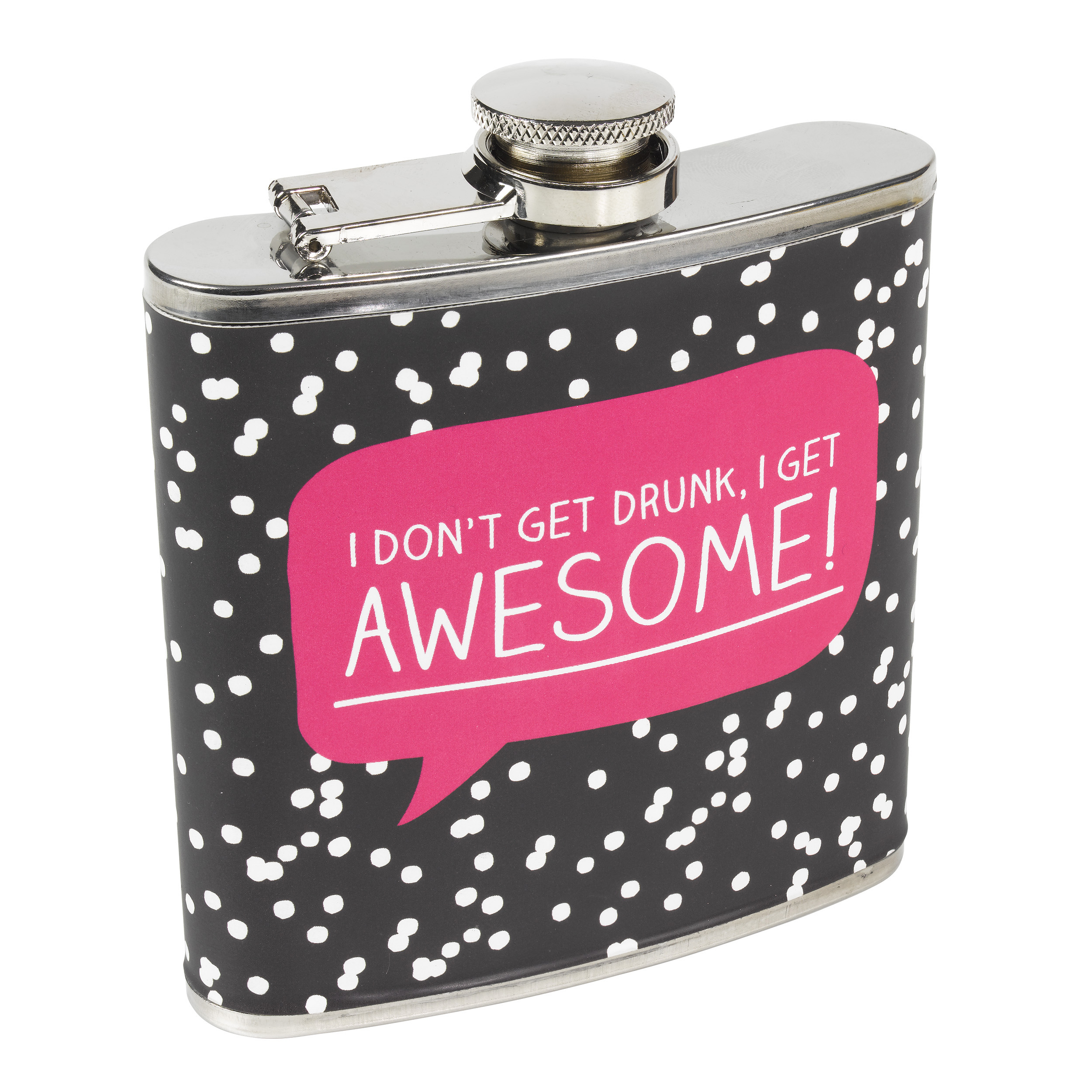 Awesome' Hip Flask