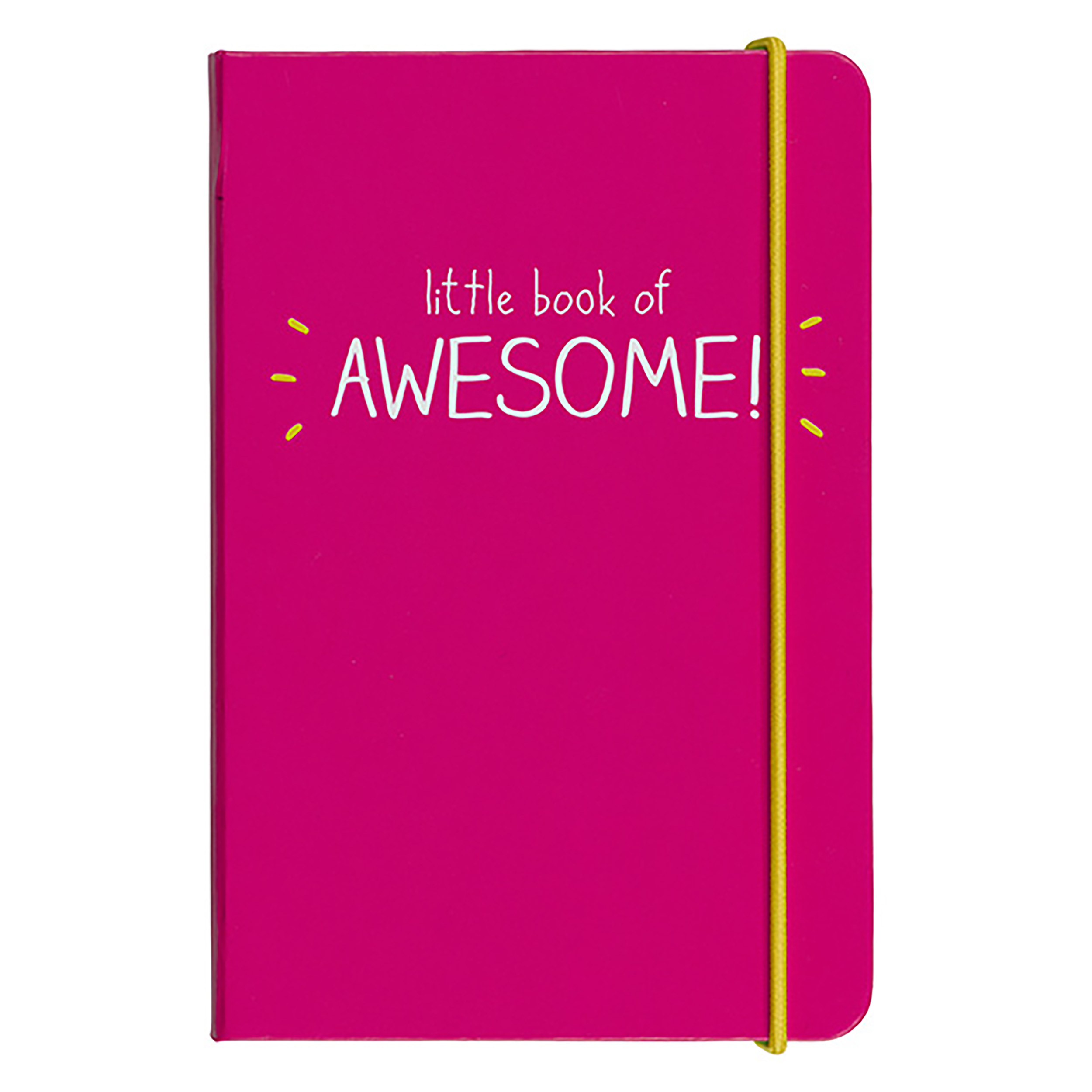 Awesome' A6 Notebook