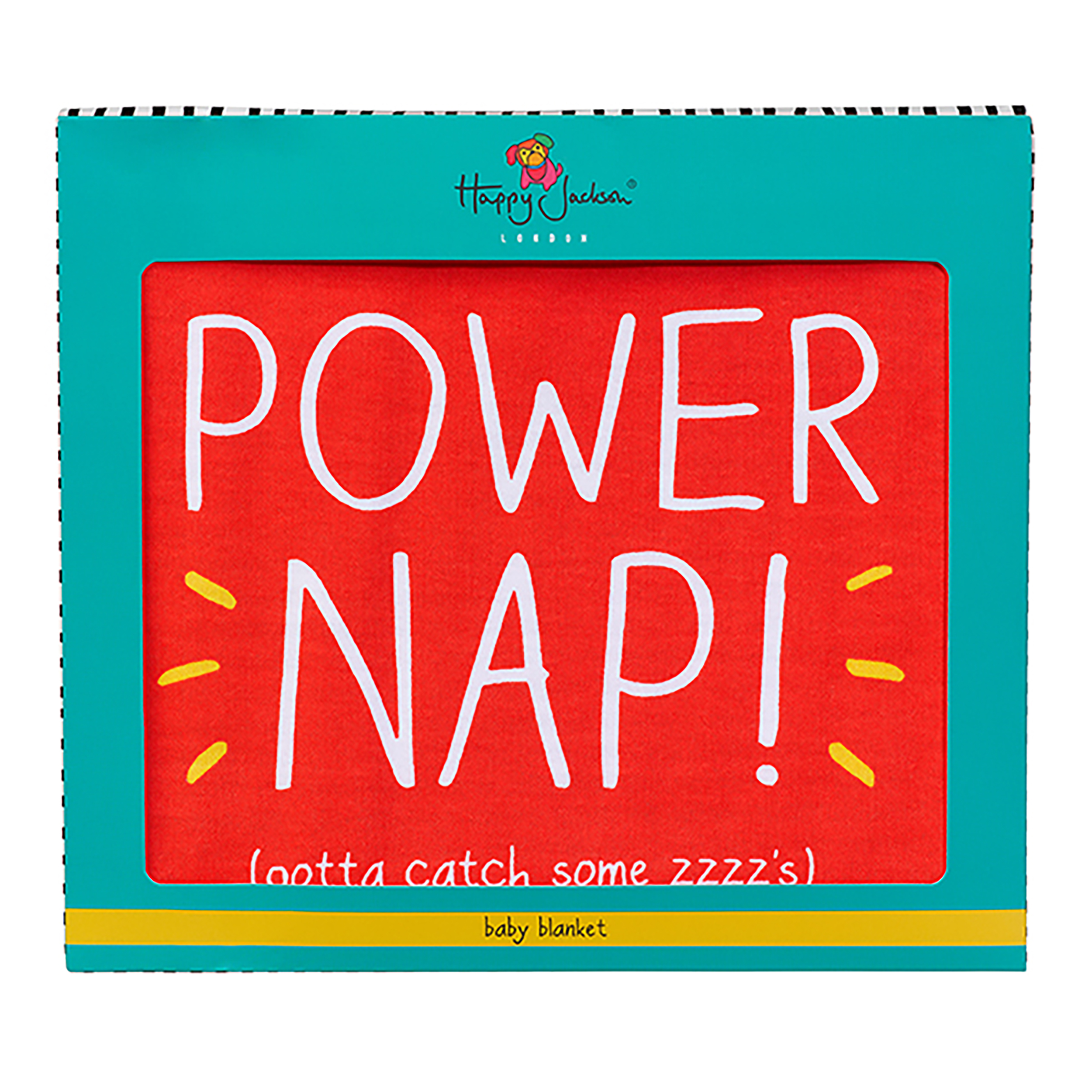 Power Nap' Baby Blanket