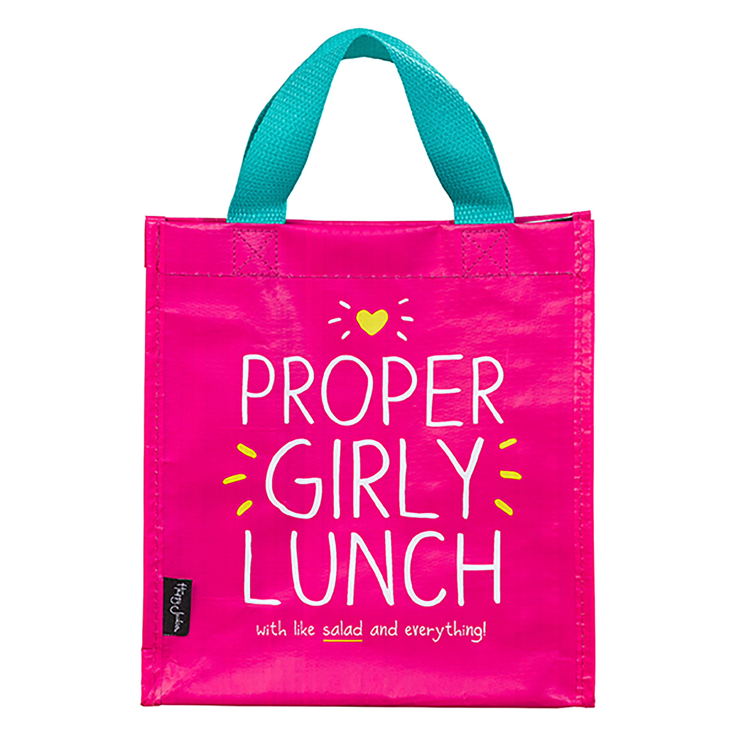 Proper Girly Lunch' Tote Bag