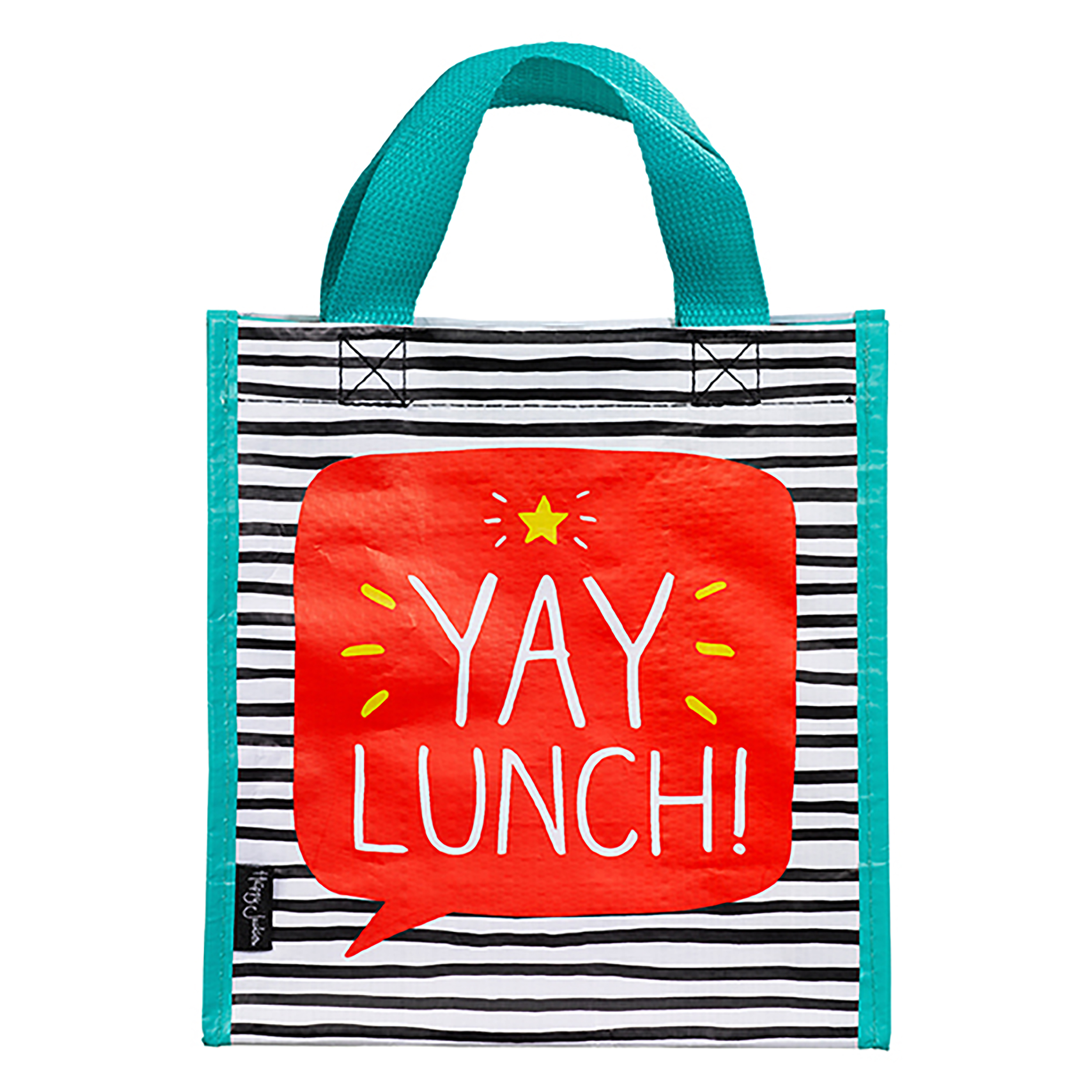 Yay Lunch' Tote Bag