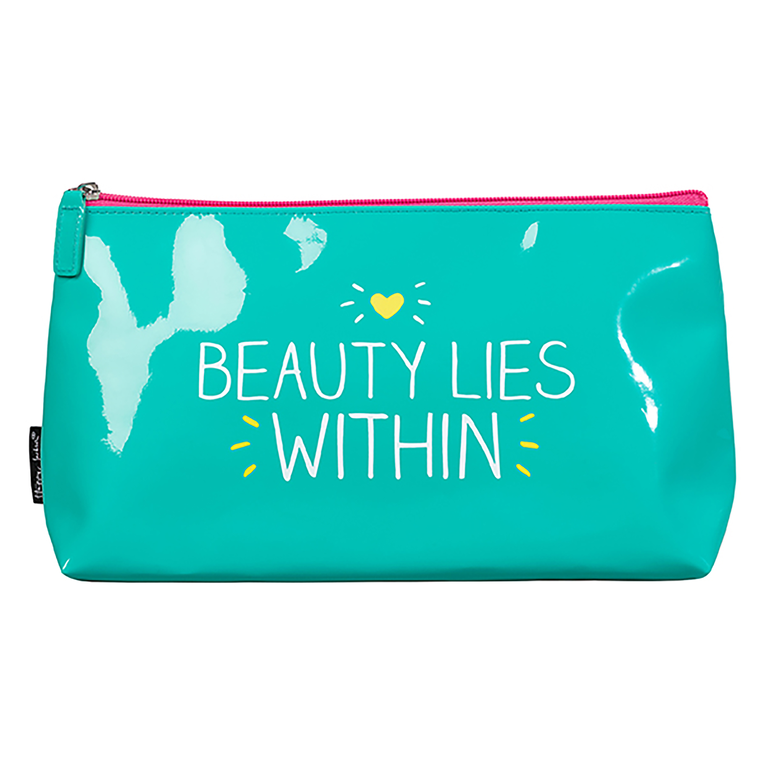 Beauty Lies Within' Wash Bag