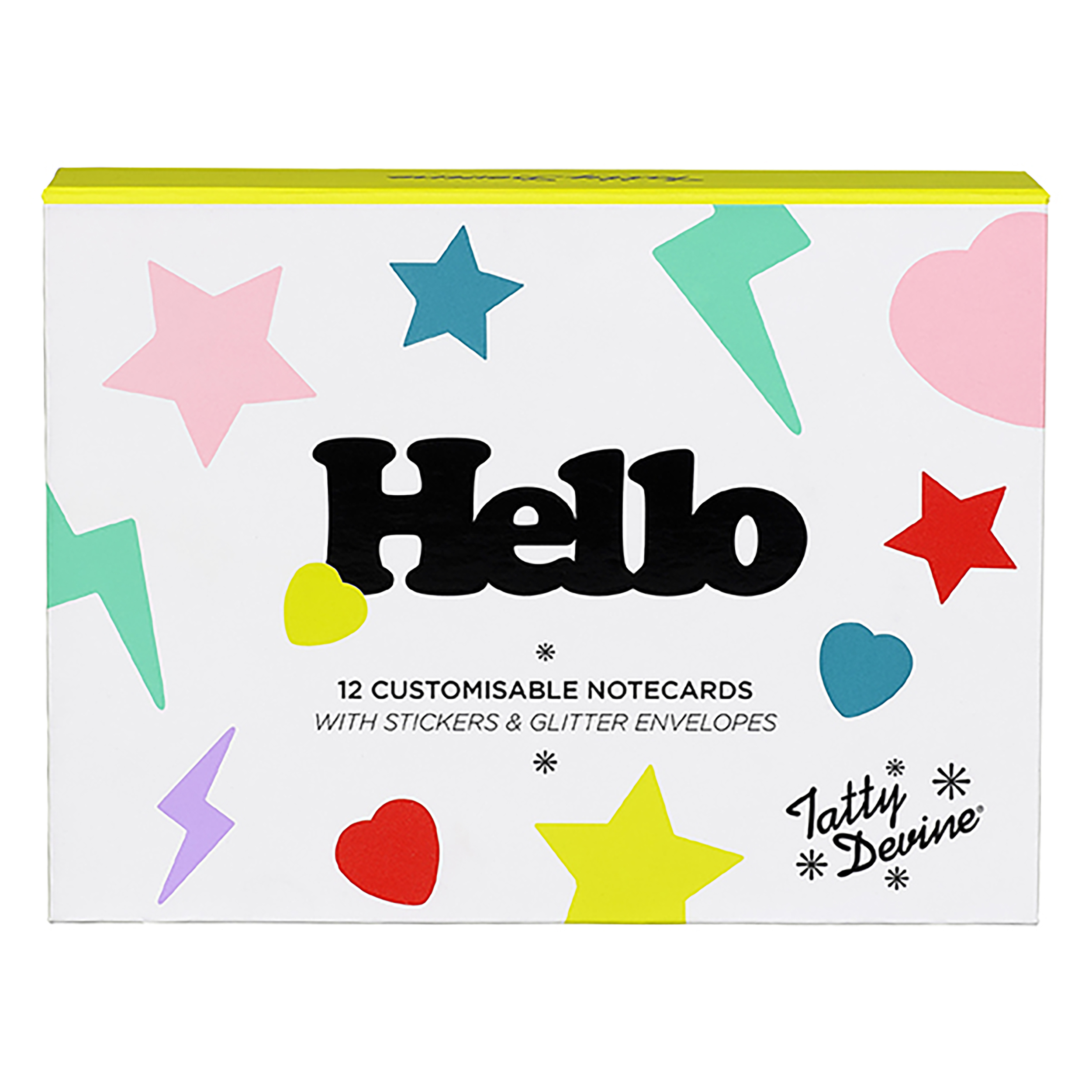 Notecard Set Hello