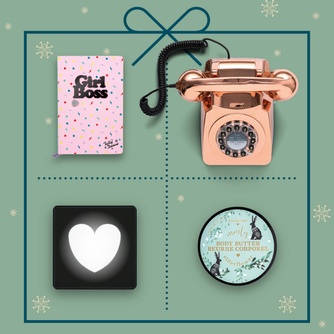 Shop women's Holiday gift ideas from Wild & Wolf - All wrapped up