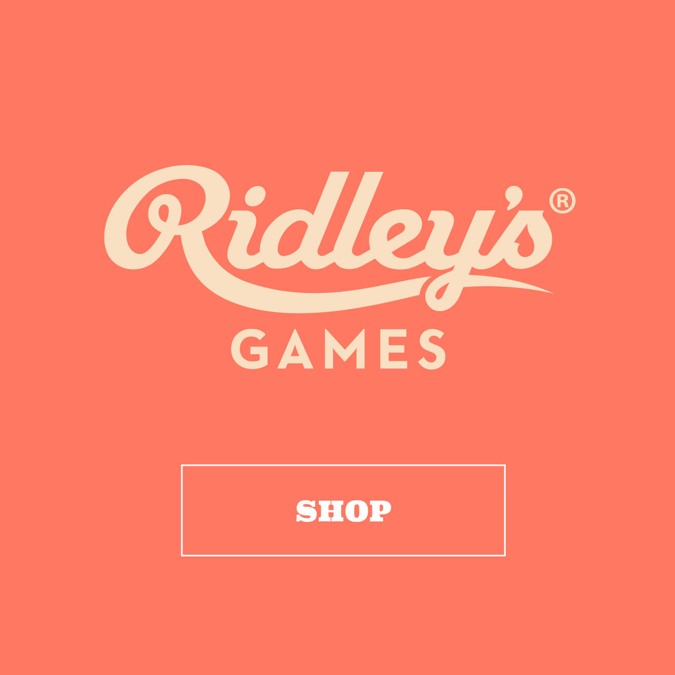 Shop Ridley's Games by Wild & Wolf