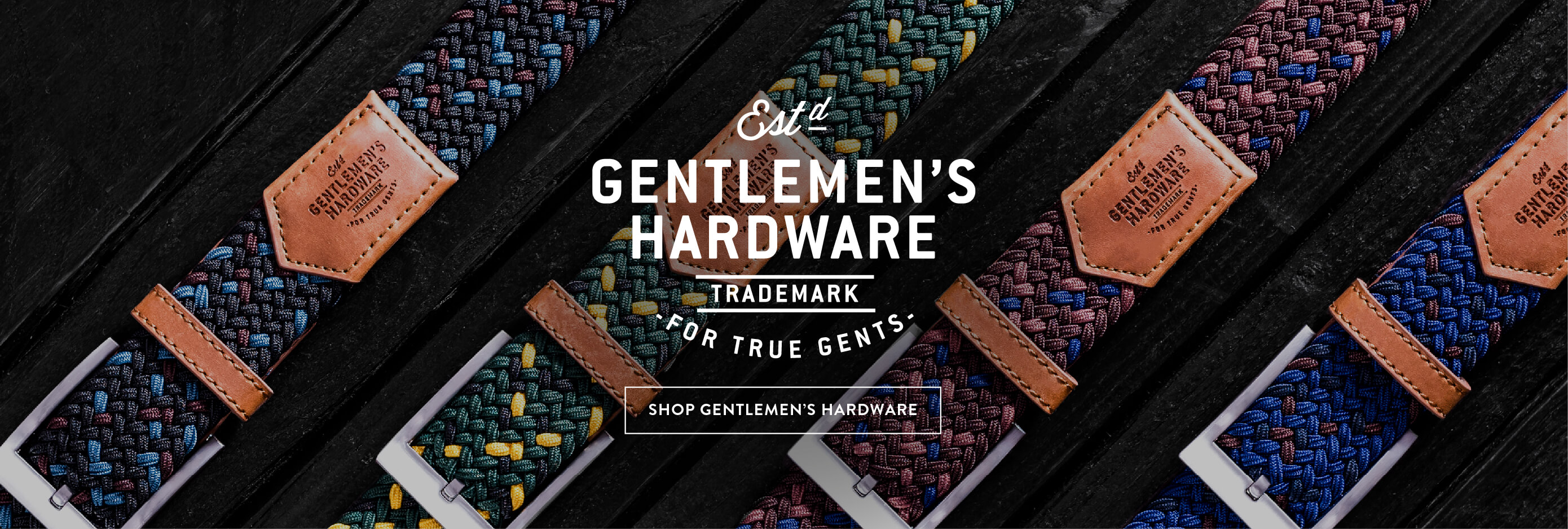 Shop Gentlemen's Hardware by Wild & Wolf
