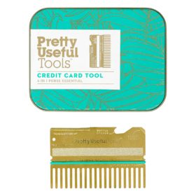 Credit Card Tool, Gold