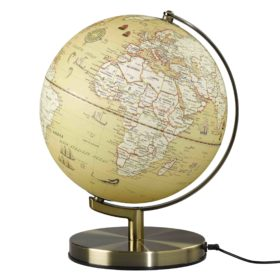 Globe Light 10″, Vintage, EU Plug