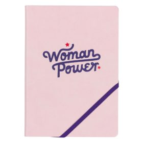 A5 Notebook, Woman Power