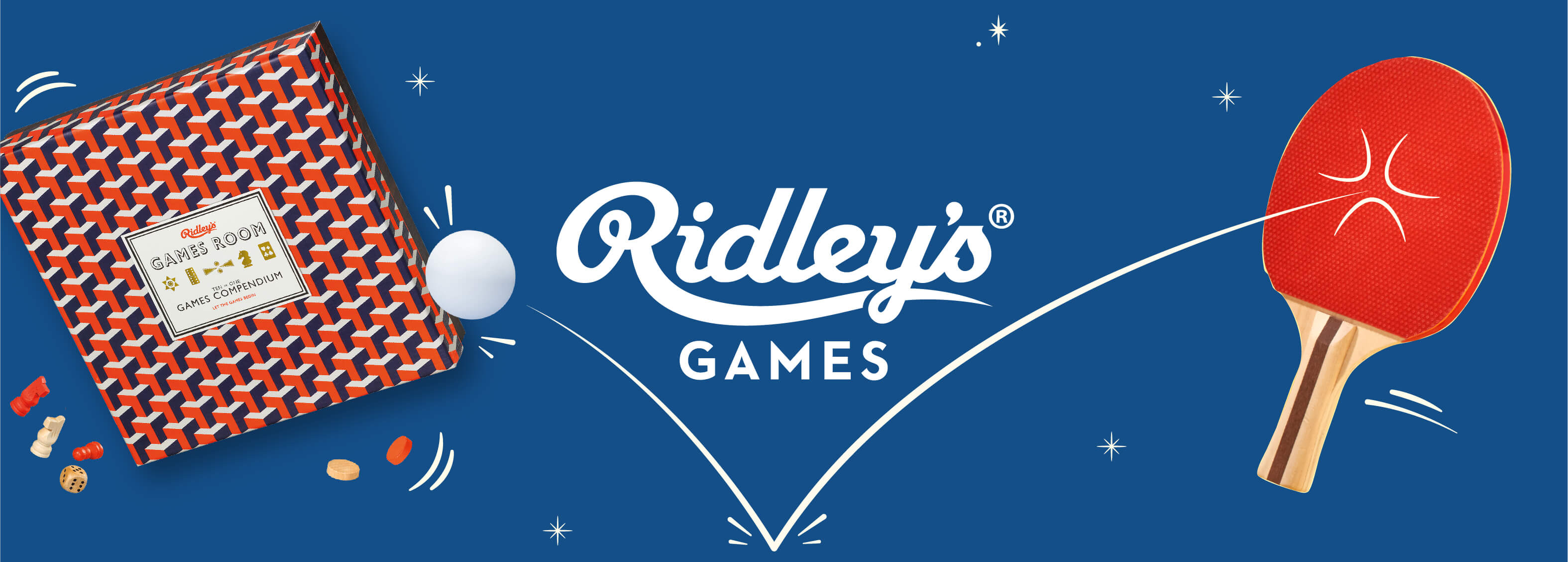 View By Brand Headers Ridleys Games Overview